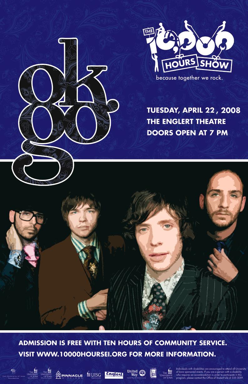 OK Go comes to Iowa City