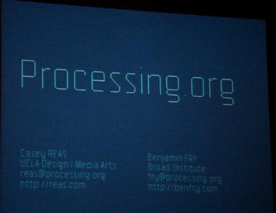 The Joys of Processing 1.0 [Beta]