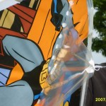 The Batman Kite