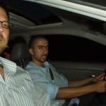 Tariq and I