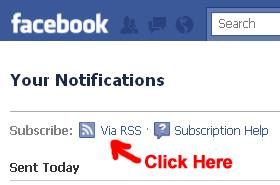 Fixing Facebook Status Updates & RSS