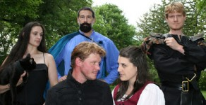 Outdoor Shakespeare and the Weather