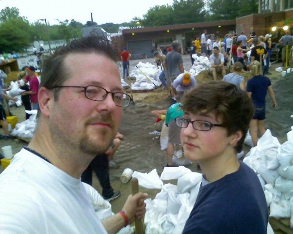 Iowa Flood of 2008: Part One